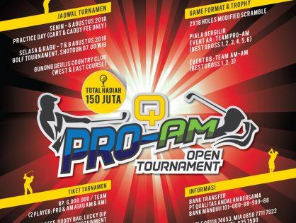 Q Pro Am Tournament